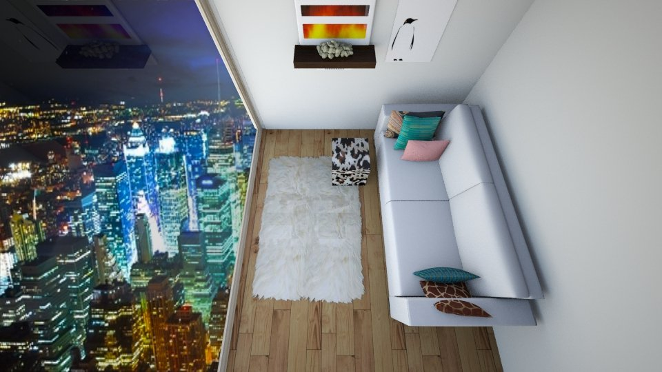 Penthouse room - Living room - by jtvcoco