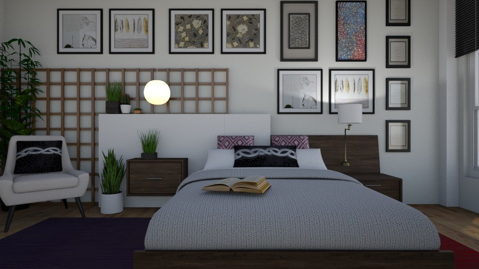 26092017 - Modern - Bedroom - by matina1976