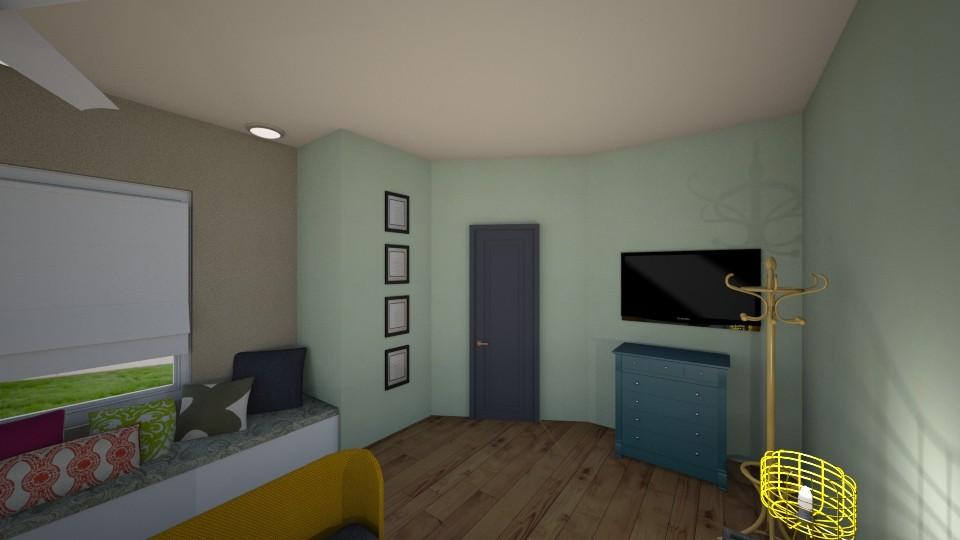 bedroom pt 4 - by darwms