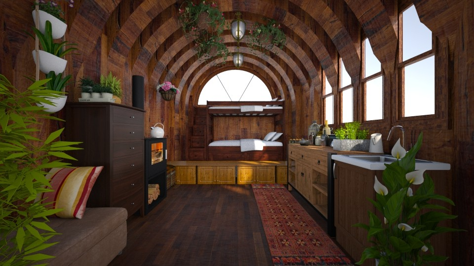 TinyHouse - by Rin12106