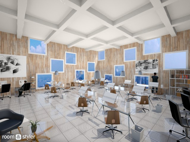 sndvian architecture - Modern - Office - by Jacunskyy