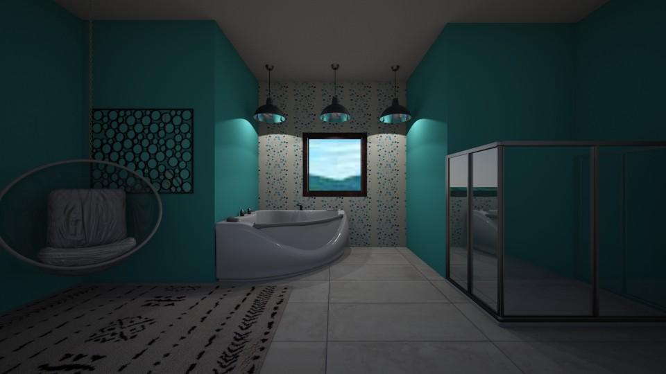 Bathroom - by Anna_Marie_06
