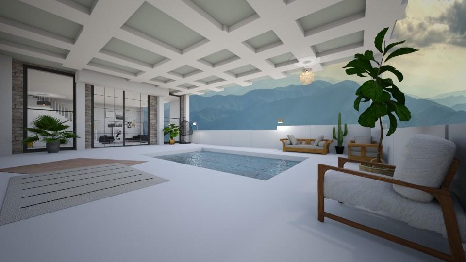 pool  - by ariel88