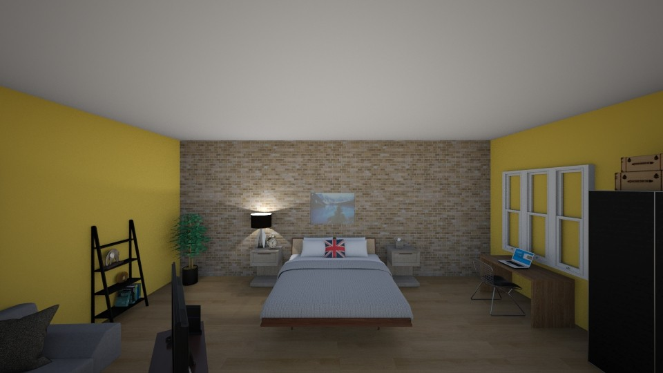 1 - Bedroom - by roomstylist13