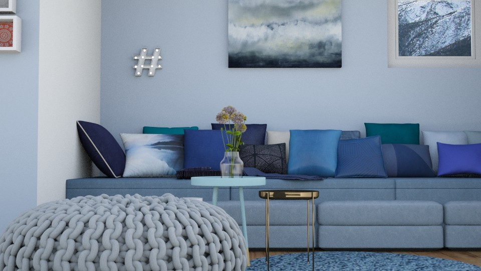 ohh - Living room - by jojoclik