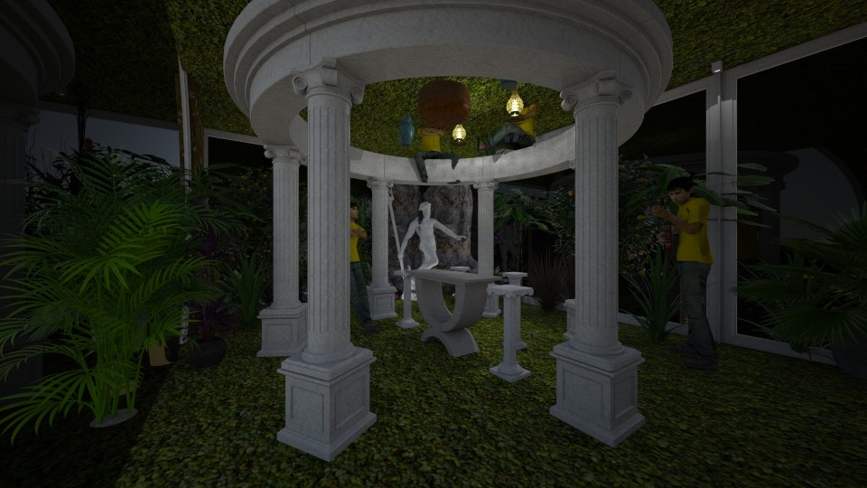Hunt Southern Hunt Rise - Classic - Bathroom - by Wayfarer of Rither Fall
