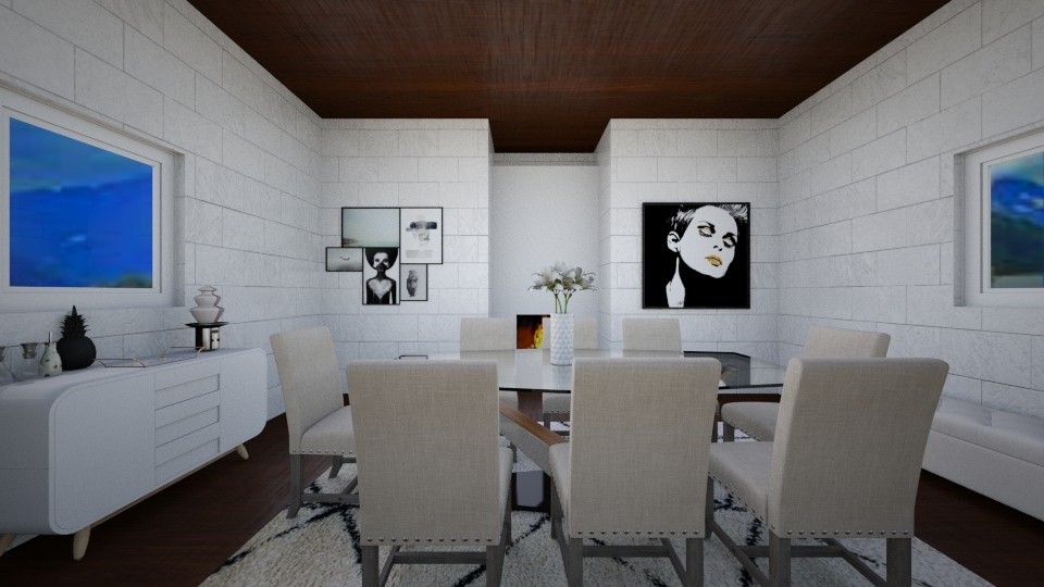 Modern Dining - Dining room - by RAF2024