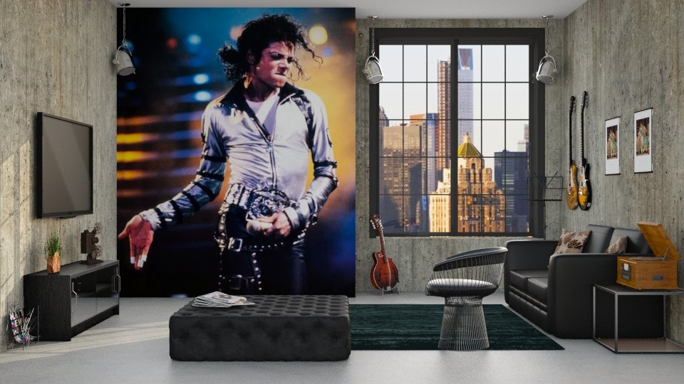 Michael - Living room - by Alecio
