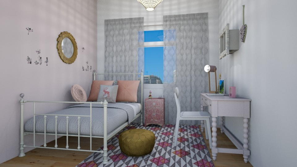 2486a - Kids room - by lalkedesign