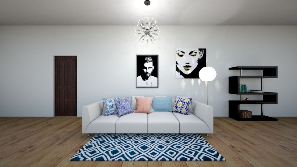 canva just sofa 1 - Living room - by Rebecca  B
