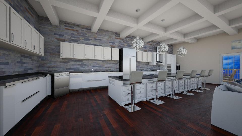 Kitchen - Kitchen - by Josiemay1234