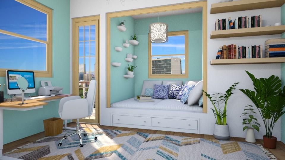 bedroom - Bedroom - by Ritix