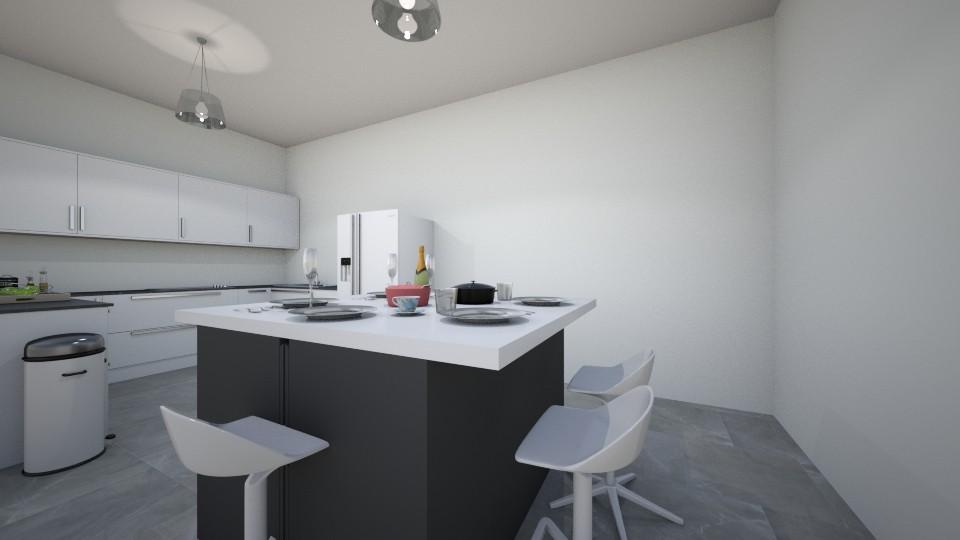 keuken - by Nika2007