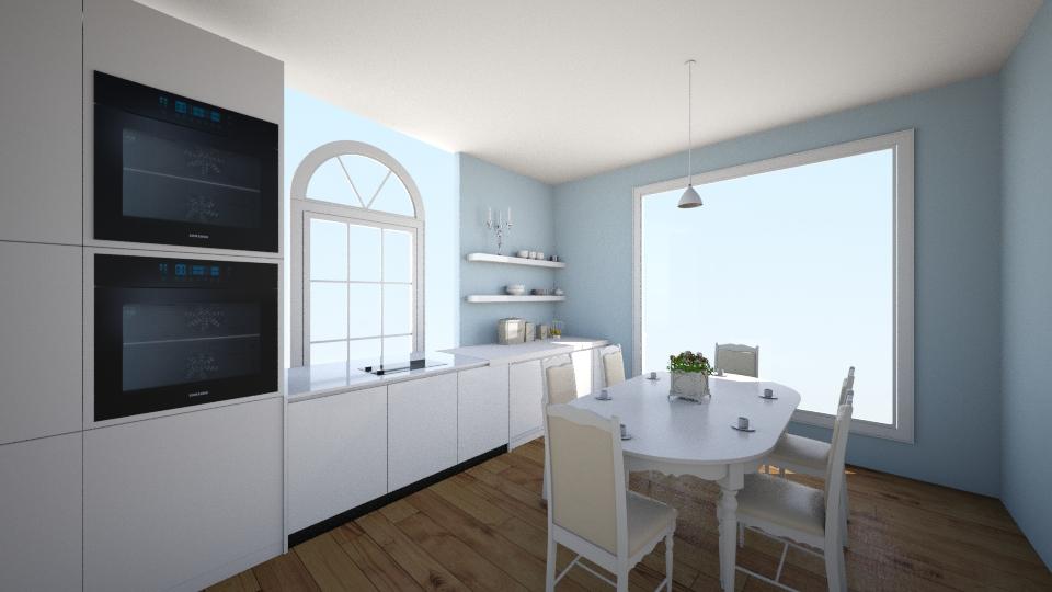 Kitchen 2 - Modern - Kitchen - by emmabhawks10