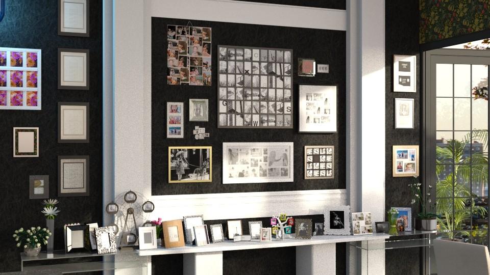 Jaya Photo Frames - Living room - by anchajaya