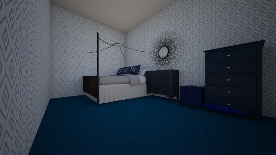 decor room  - Bedroom - by Amy Thomas