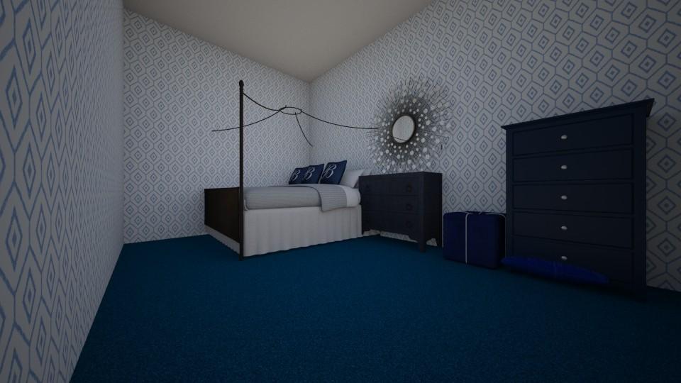 decor room  - Bedroom - by Amy Thomas