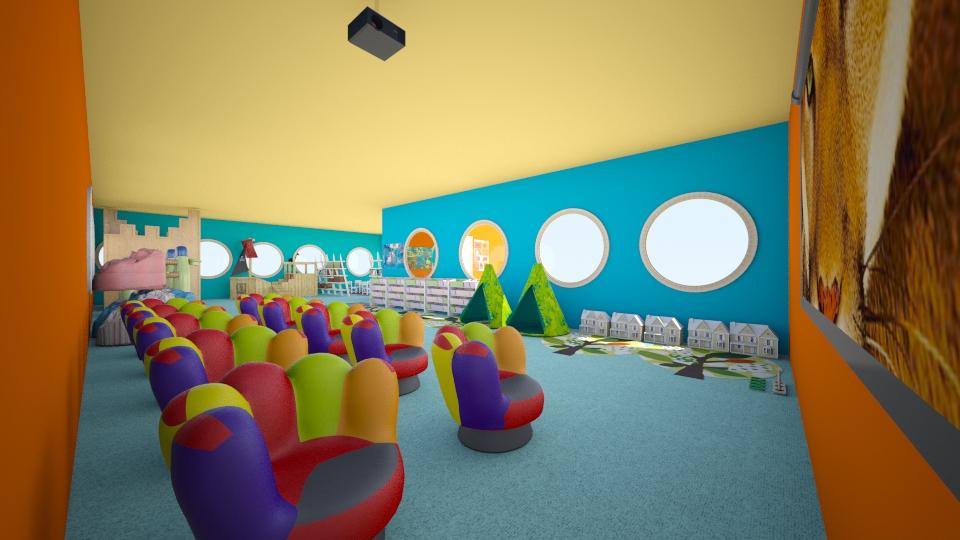 decka gradina - Kids room - by Sedemnova Sunny