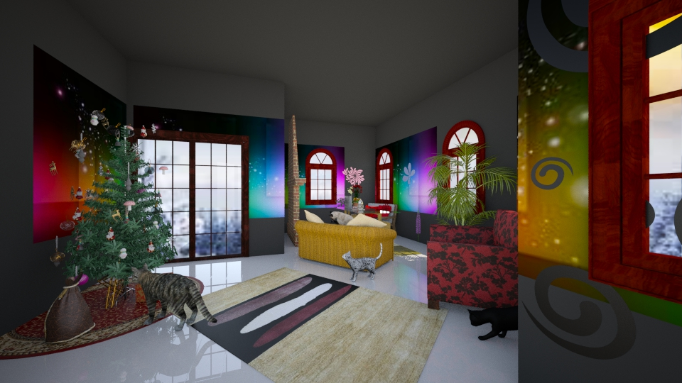 Holiday Hapiness - Modern - Bedroom - by Yemascus