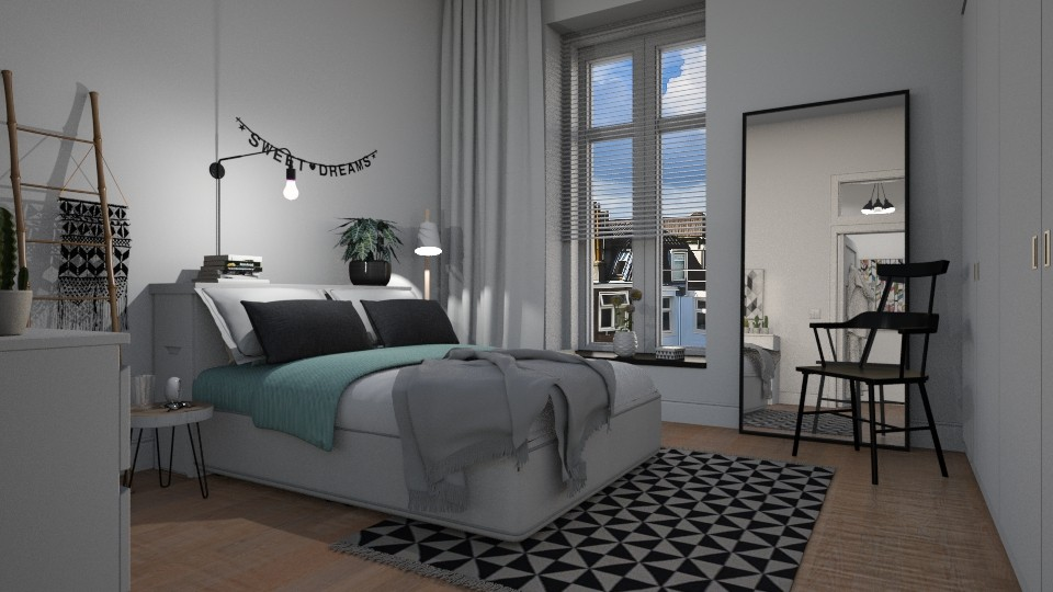 New home_master bedroom - by MandyB84