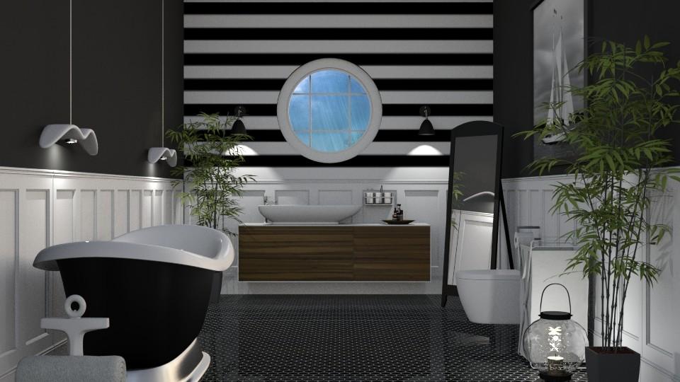 Nautical Bath - by KKTO