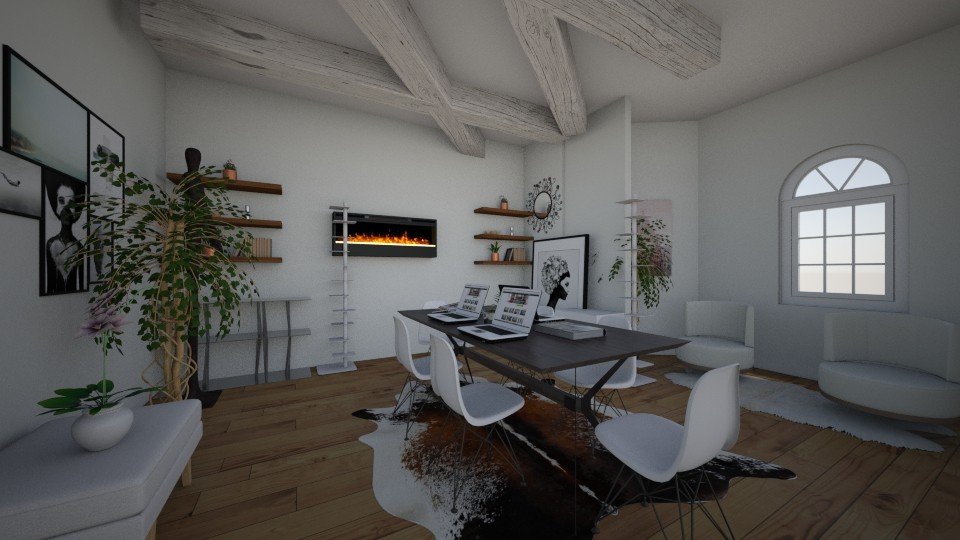 team room - by anekyen