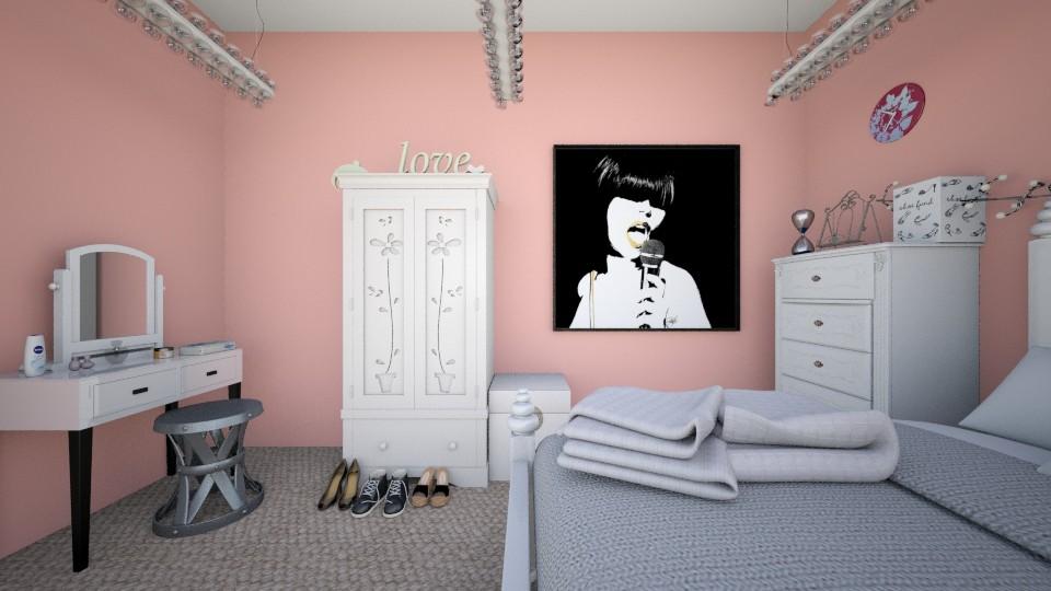 Liyla - Bedroom - by Rose2197