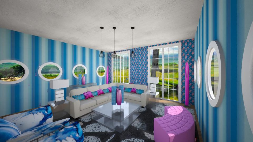 vvvvv - Living room - by marcela tamires
