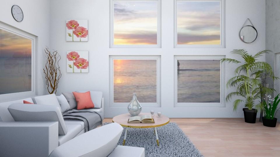 the view  - Modern - Living room - by zayneb_17