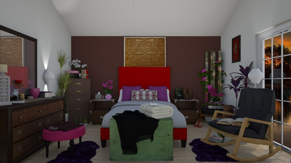 new - Bedroom - by renowkas78