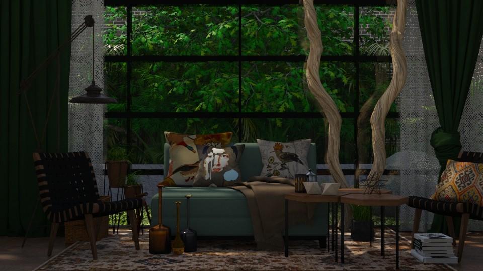 Alda - Living room - by Amorum X