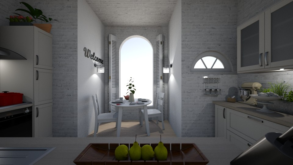 Cozy Kitchen - by KKTO