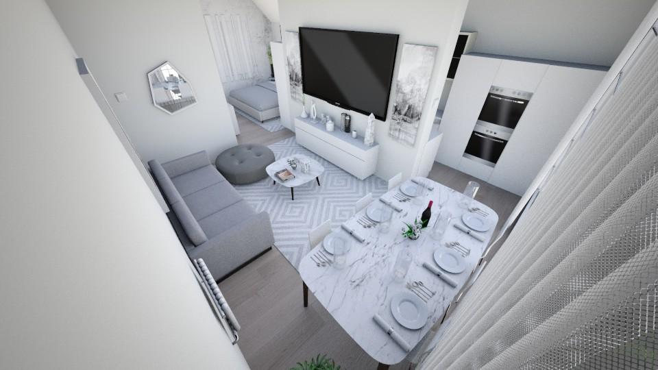 Urban Apartment - Modern - by AnaCatarina