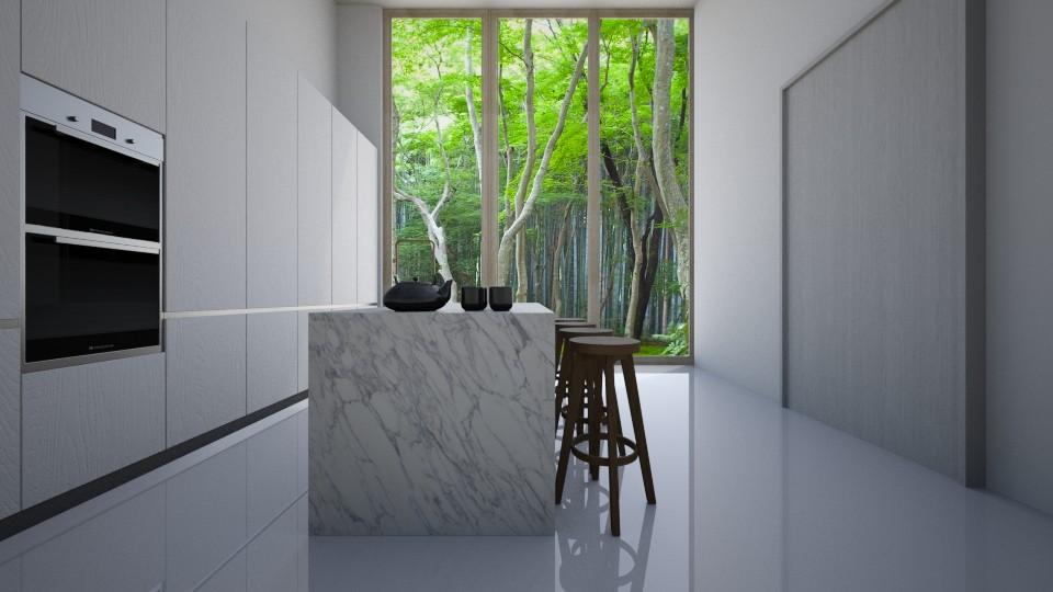 Zen II - by Asya Aya