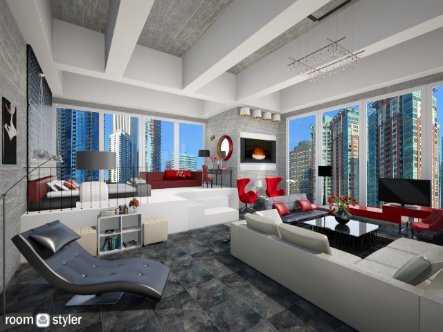jh - Modern - Living room - by mari mar
