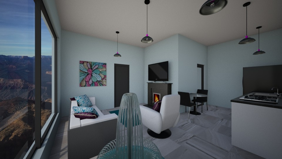 My dream apartment - Modern - by CreativeCreations