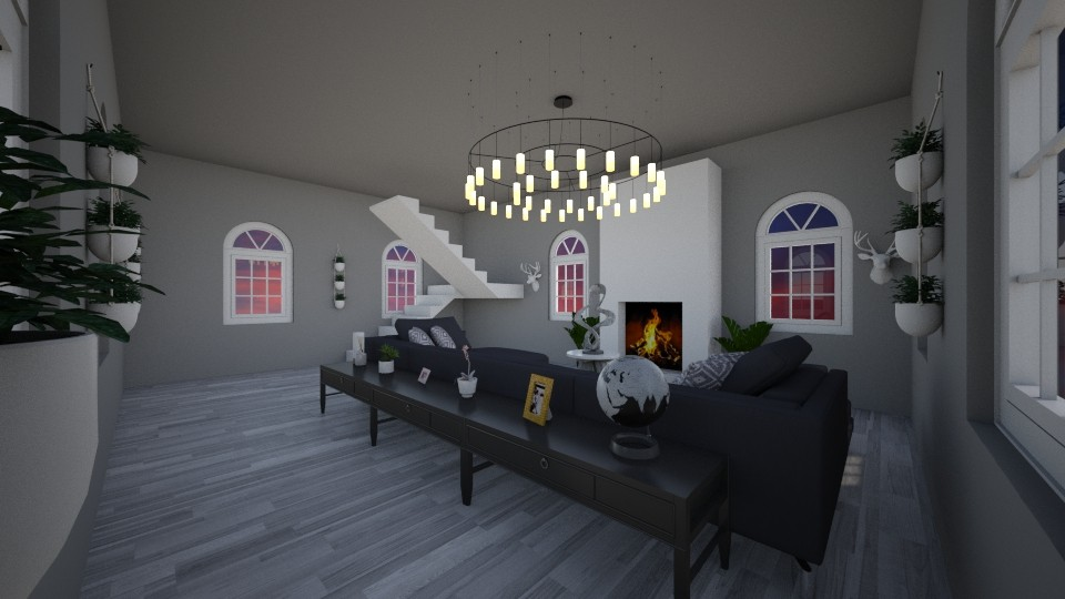 cozy - Living room - by roomdesigner1245
