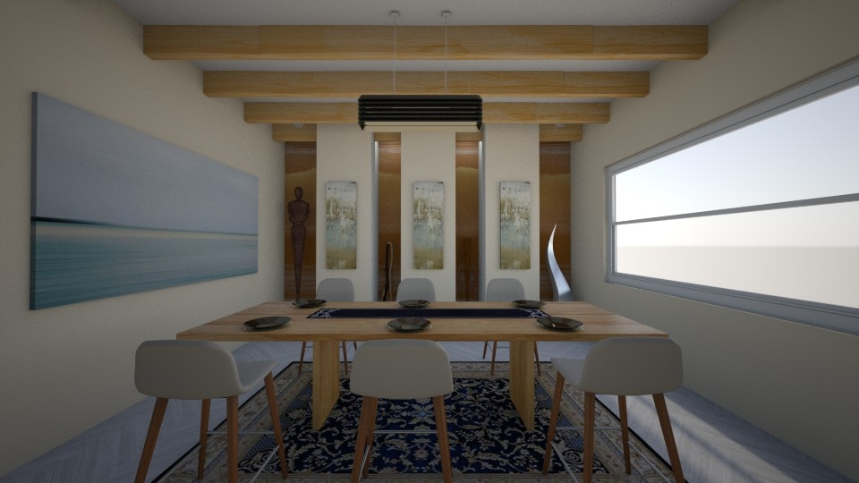 dining room - Kitchen - by Od123