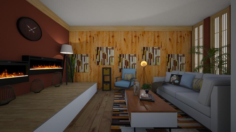 modern living - by kla