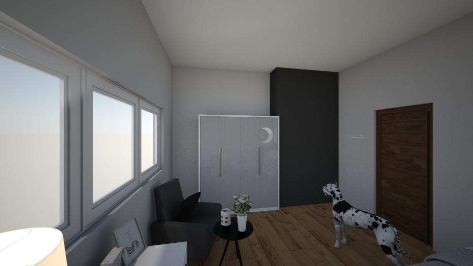 My room - Bedroom - by Rosaline 23