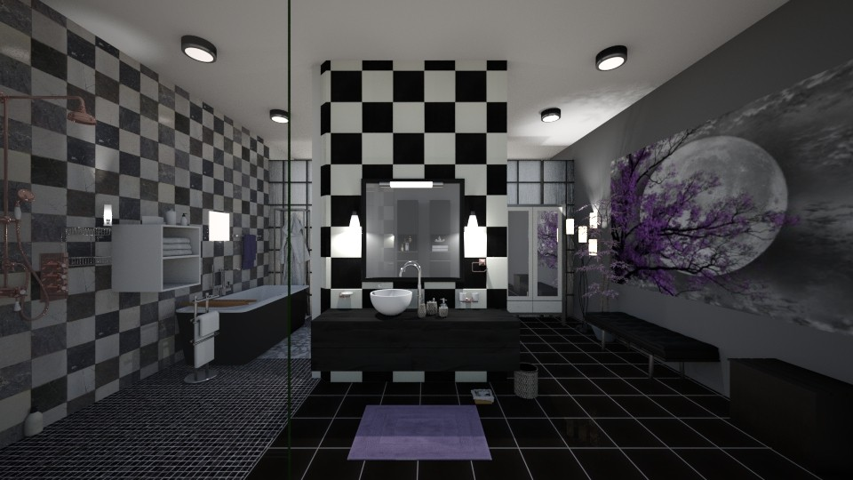 Checkered Patterns - by Kelly Carter
