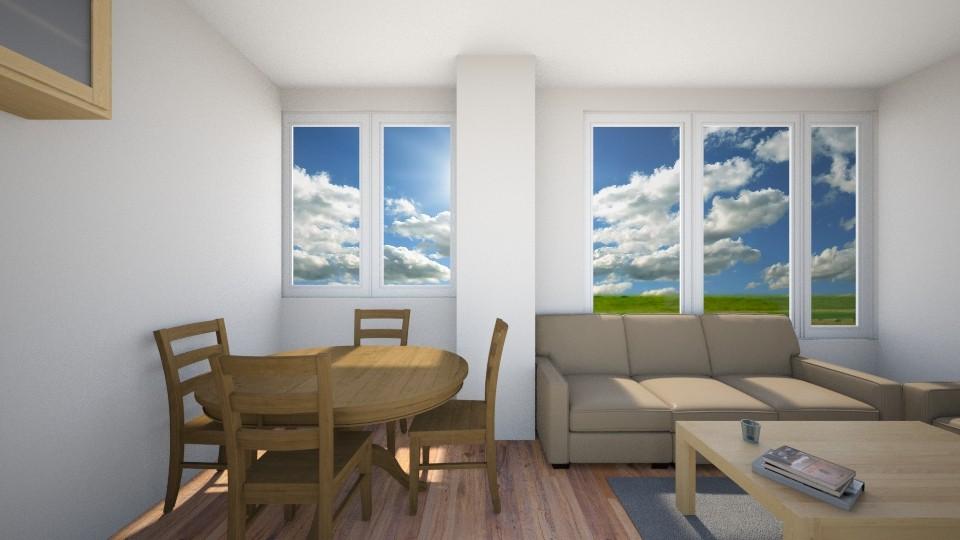 Sava Radulov 20 - Classic - Living room - by s3rp3n7in3