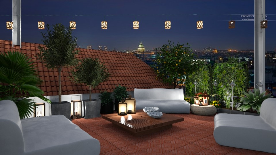 Rooftop - by katarina_petakovi