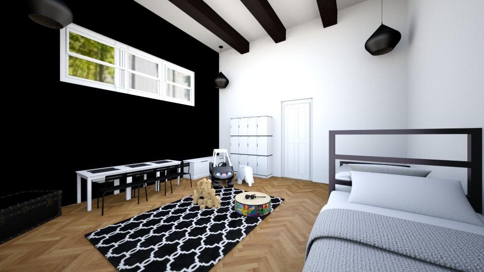 babys room - Kids room - by annejadetjenl