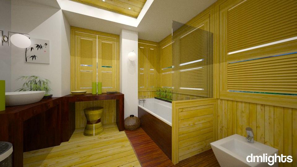 Bamboo Bath - Modern - Bathroom - by Claudia Correia