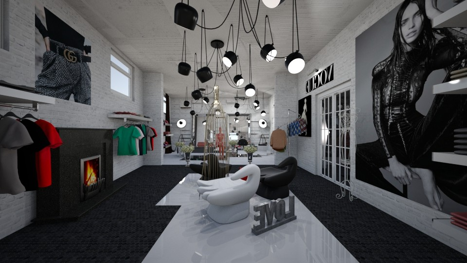 concept store1 - by Laura Monica Dima