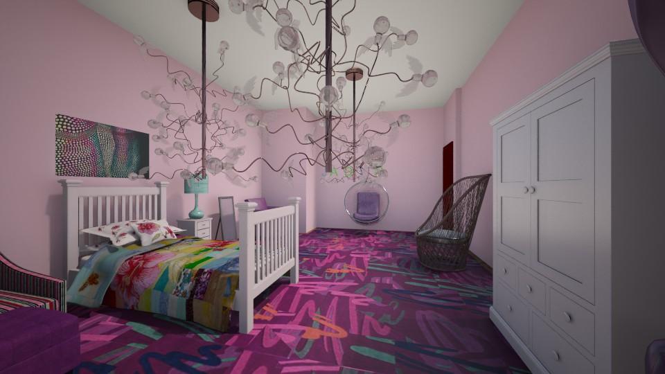 pretty and pink - by jcflynn