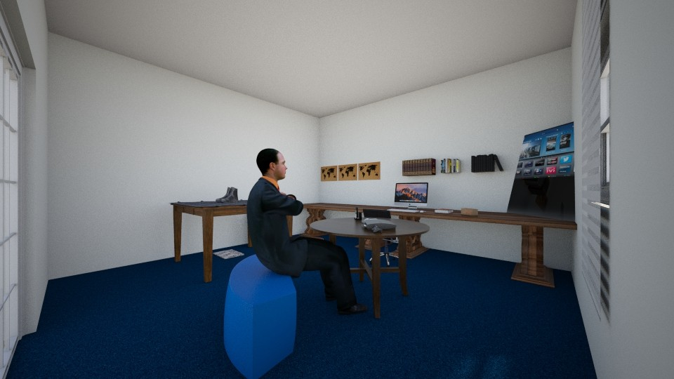VTSHED - Office - by vontrice