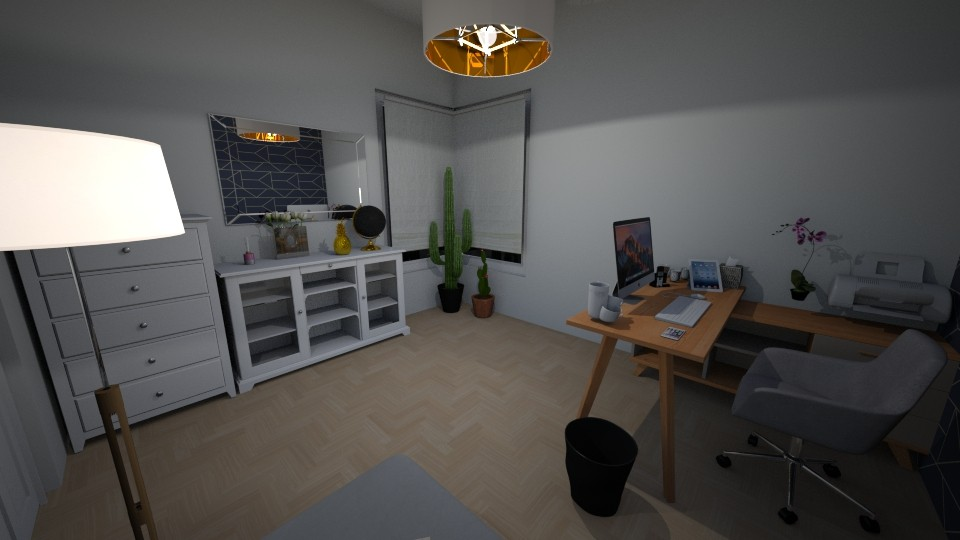Home office - Office - by emss