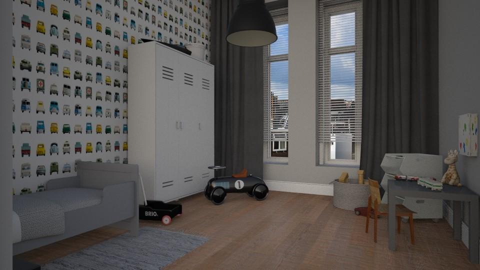 New home_boys room - by MandyB84